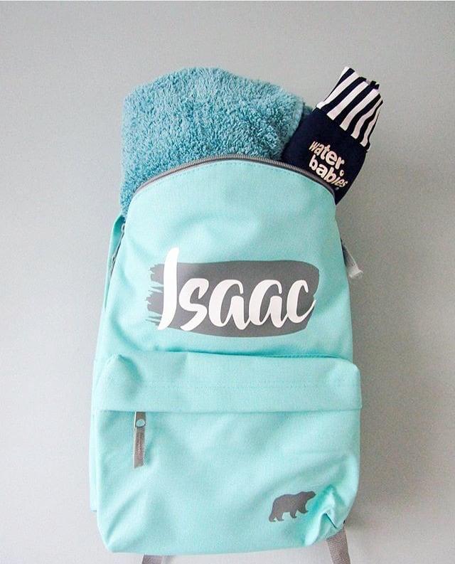 Image of Name Splash BackPack