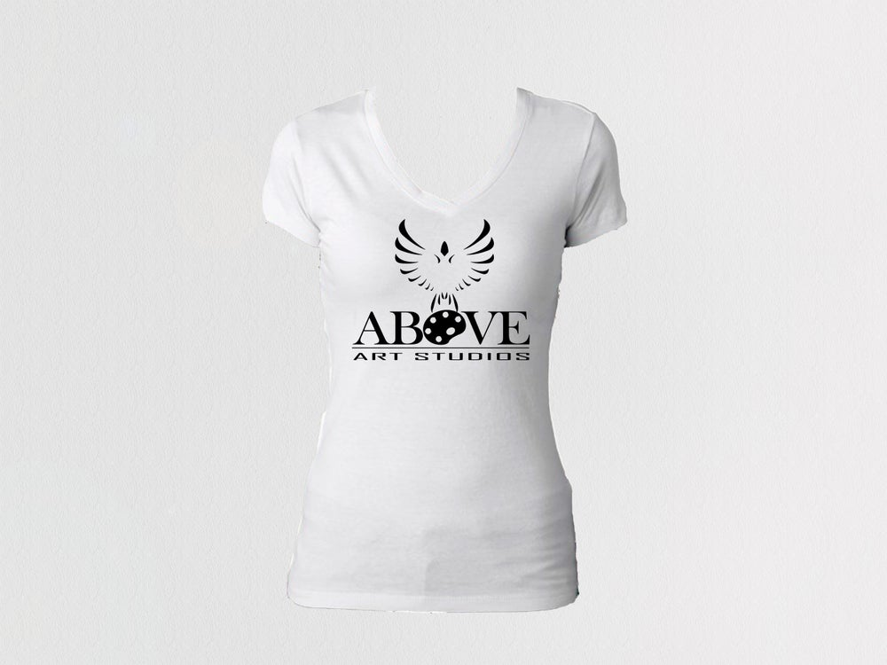 Image of Womens Above T Shirt