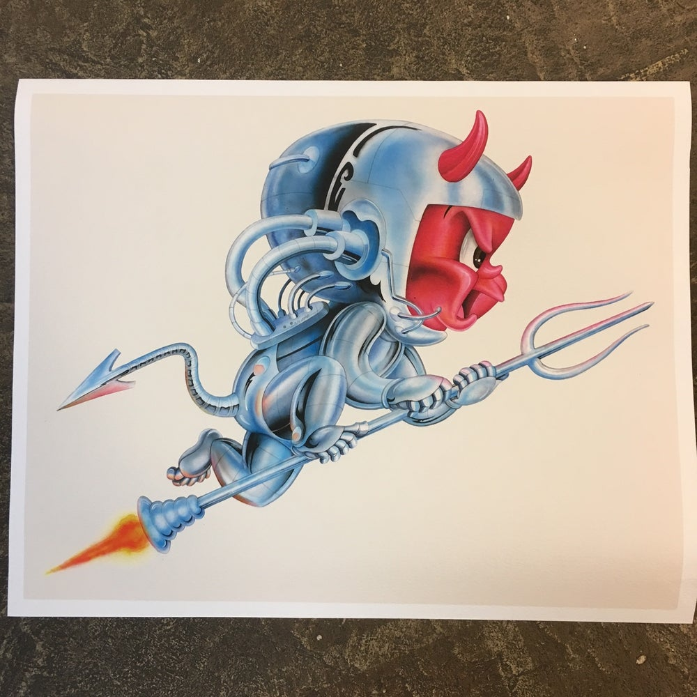 Image of Sorayama Stuff V.2 Prints