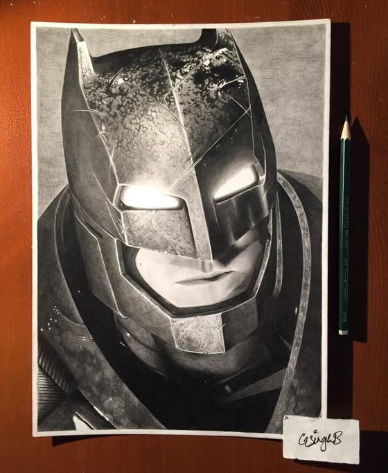 Image of Batman (Print)