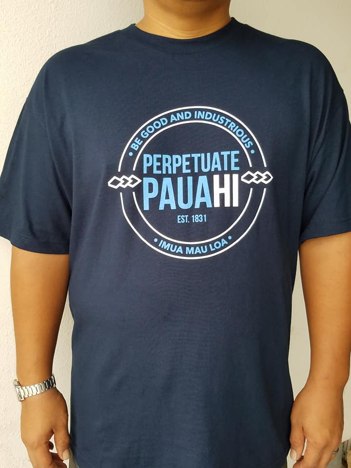 Image of Perpetuate Pauahi Adult Unisex Shirt