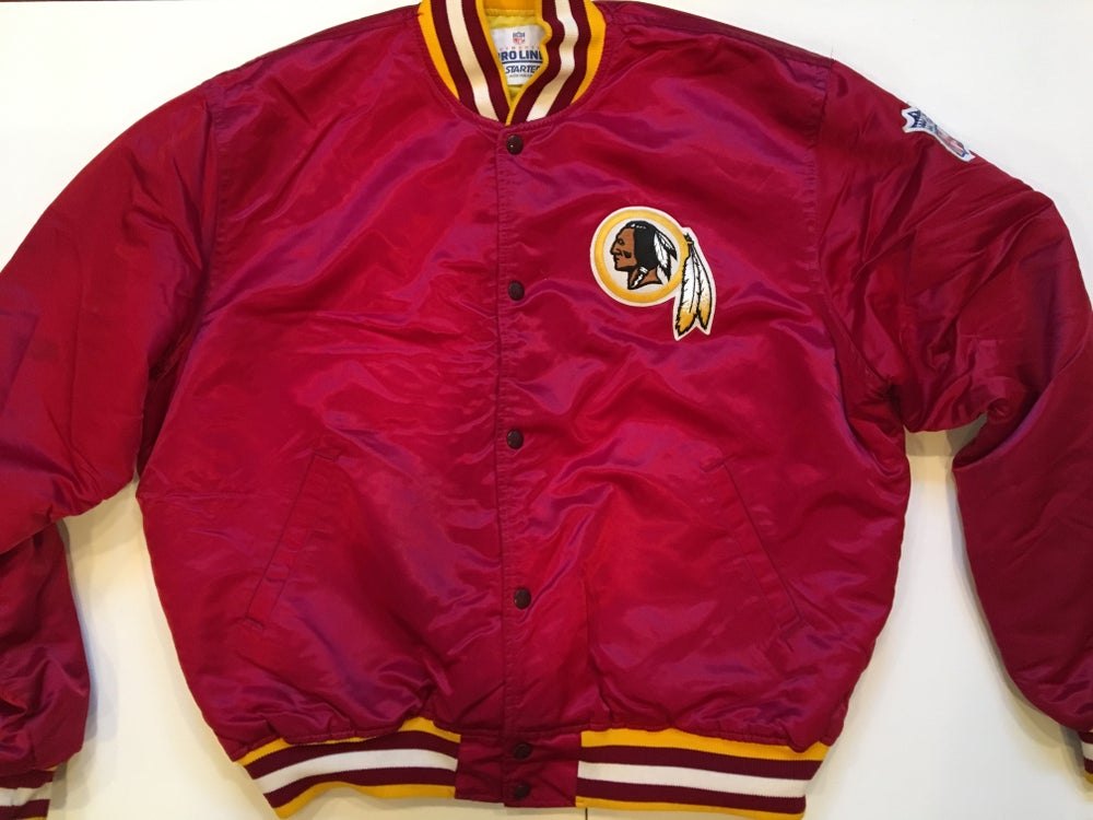 9ed65db0c Otto s Bodega — Washington Redskins Vintage Starter Jacket