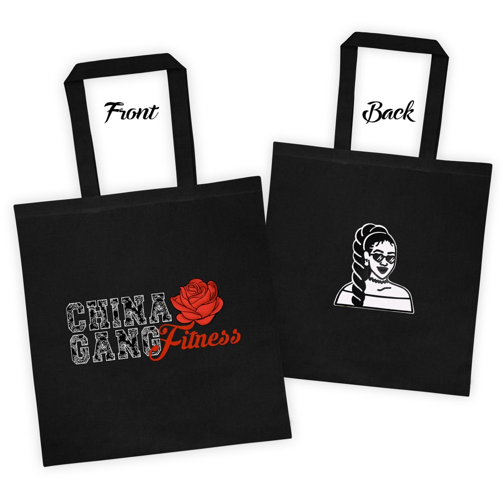 Image of China Gang Fitness Tote