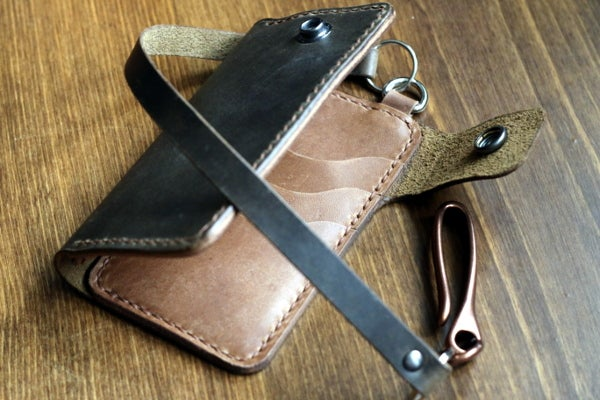 Image of Midlength Trucker Wallet