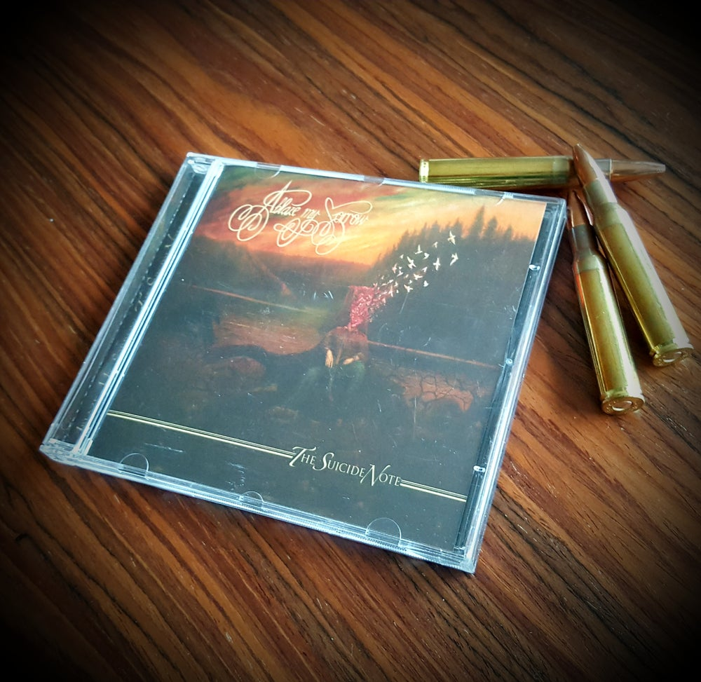 Image of The Suicide Note cd