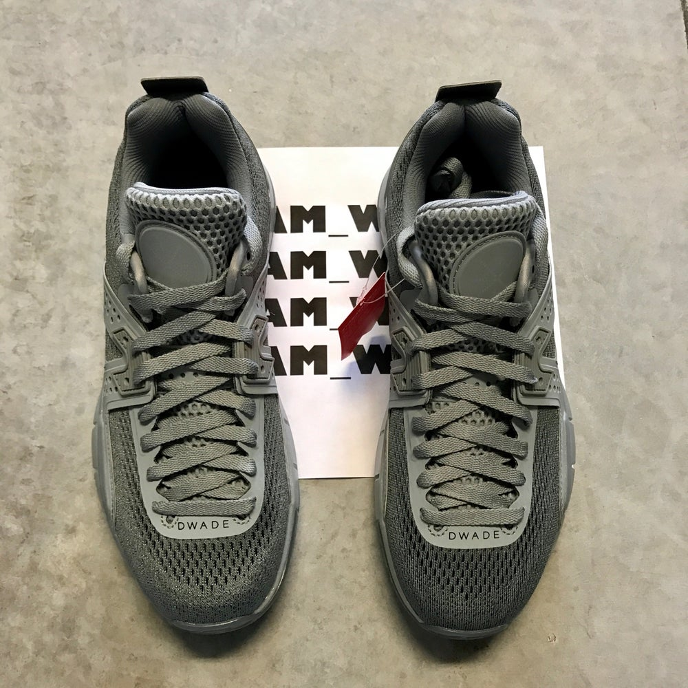 Image of Way of Wade 5 Grey PE