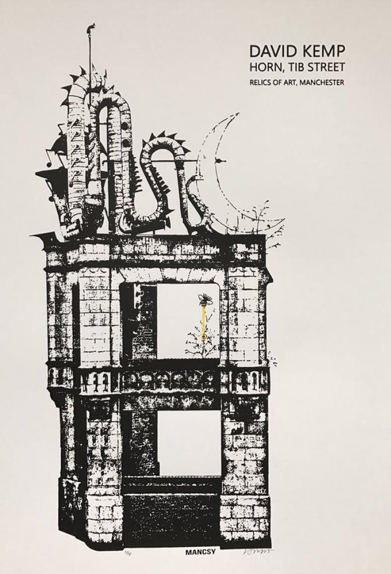 Image of RELICS OF ART TIB STREET HORN