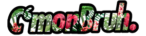"Image of C'monBruh. ""Floridian Floral"""