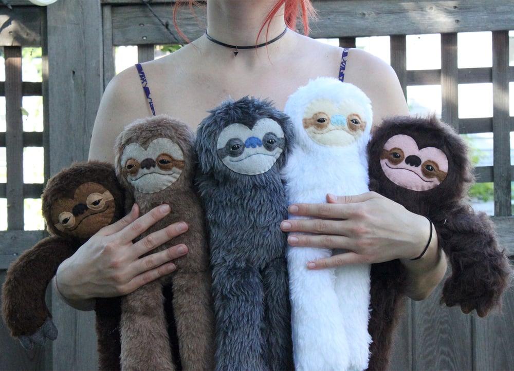 Image of Sloth Babies