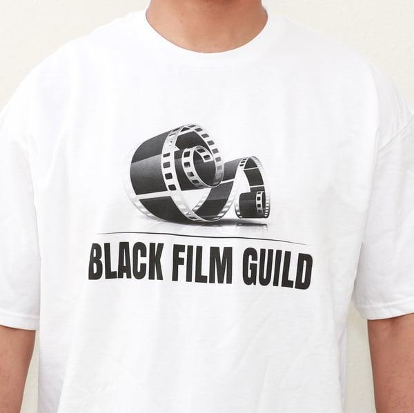 Image of Black Film Guild T-Shirt
