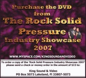 Image of Industry Showcase 2007 DVD