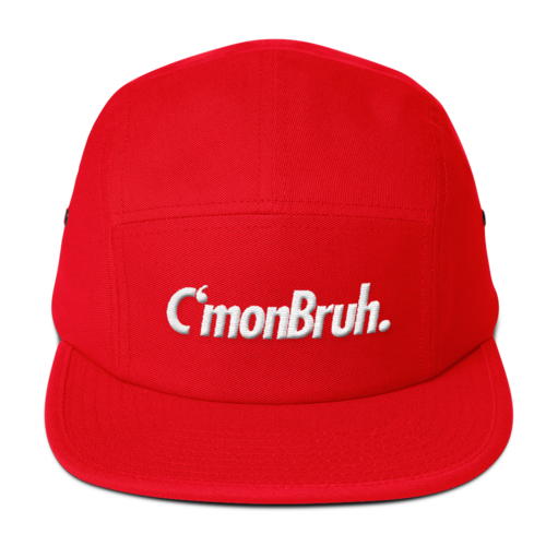 Image of C'monBruh. OG 5 Panel Series