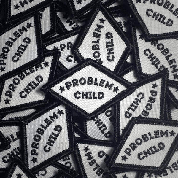 "Image of ""Problem Child "" Patch"