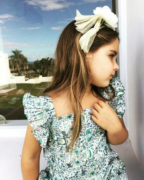 Image of Seaside Summer Romper - Fleur