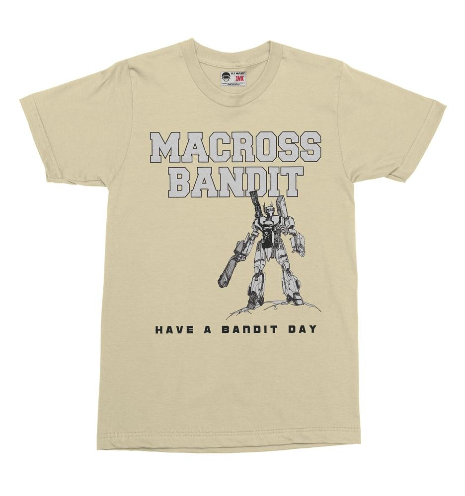 Image of FM x Chandler Hayes Macross Bandit Tee