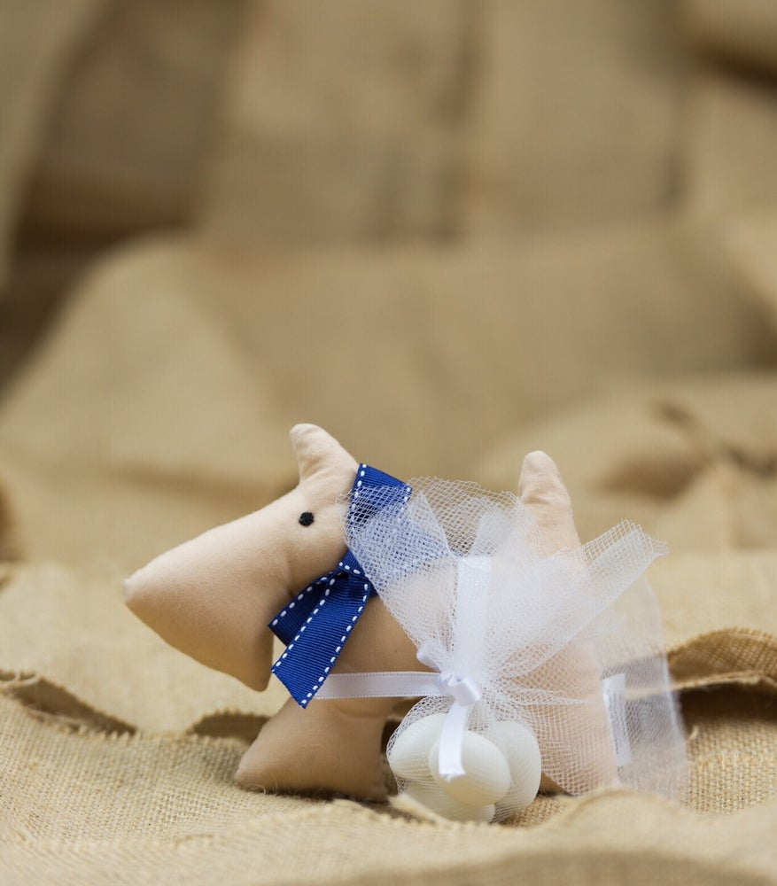Image of Chic Dog bomboniere/favours