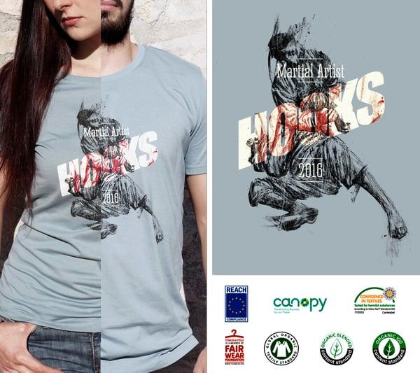 Image of T-shirt   Man - Woman