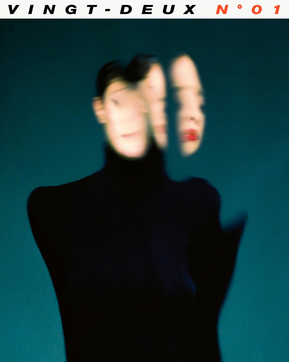 Image of VINGT-DEUX N°01 - cover 1