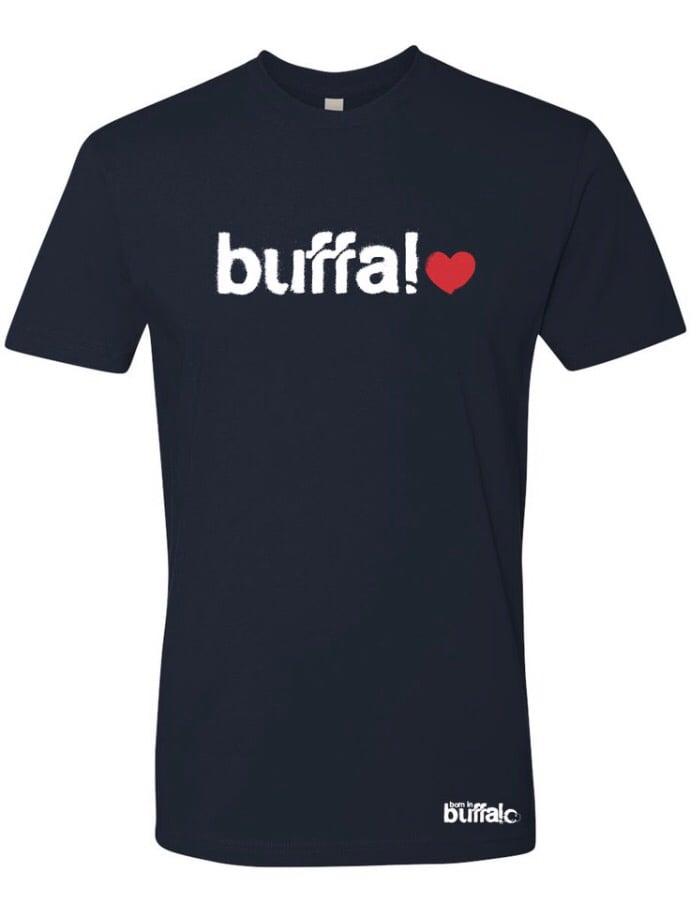 Image of BuffaLOVE LADIES CUT t-shirt