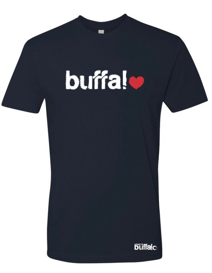 Image of BuffaLOVE LADIES CUT t-shirt