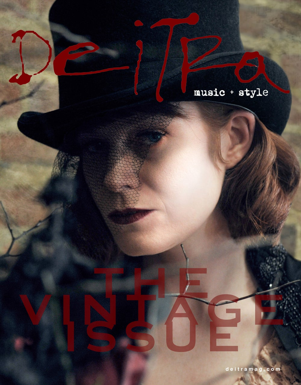 Image of Issue 13: The Vintage Issue