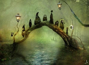 """""""The Bridge"""" - Alexander Jansson Shop"""