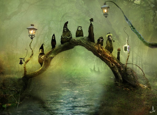 """The Bridge"" - Alexander Jansson Shop"