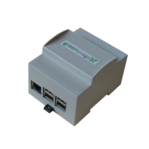 Image of Din rail SolarNode