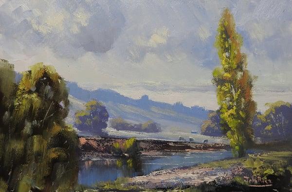 Image of Morning on Crudine Creek