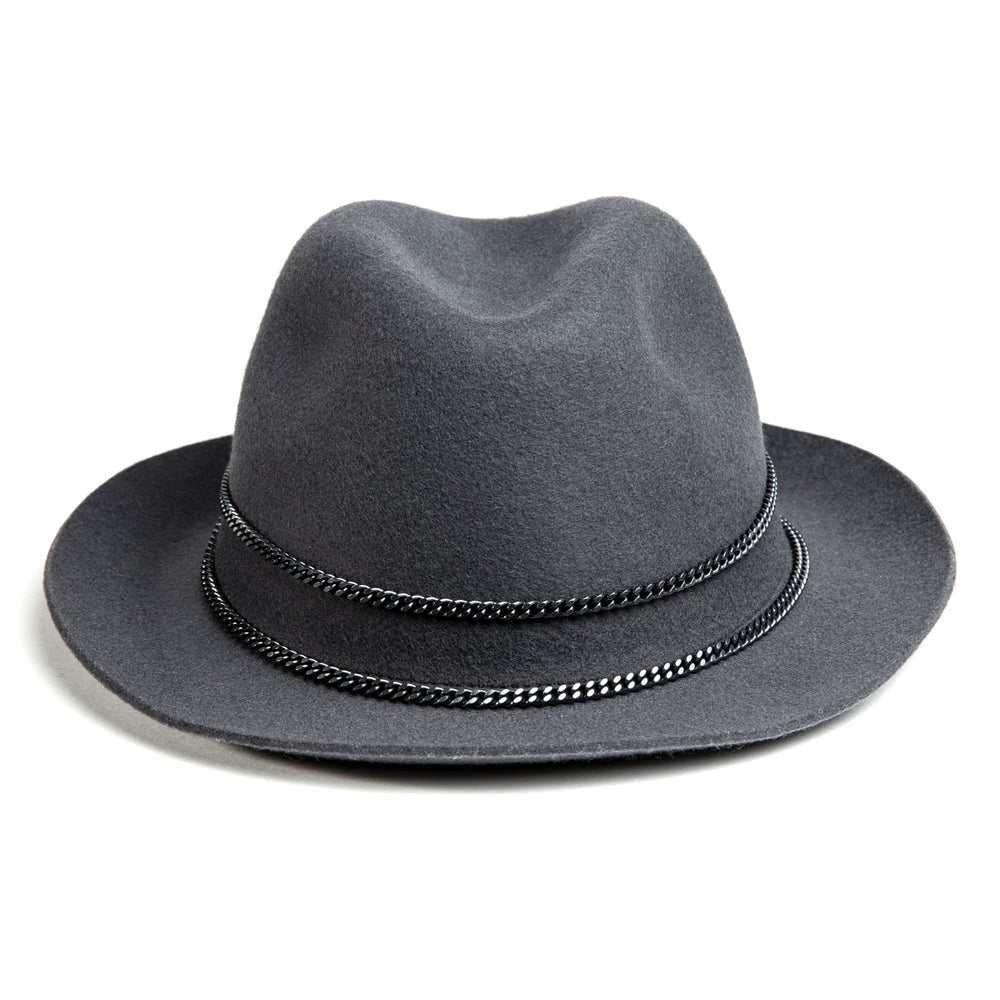 c90930c5 GREY or BLACK TRILBY JAPPELOUP BLACK | De Bornarel