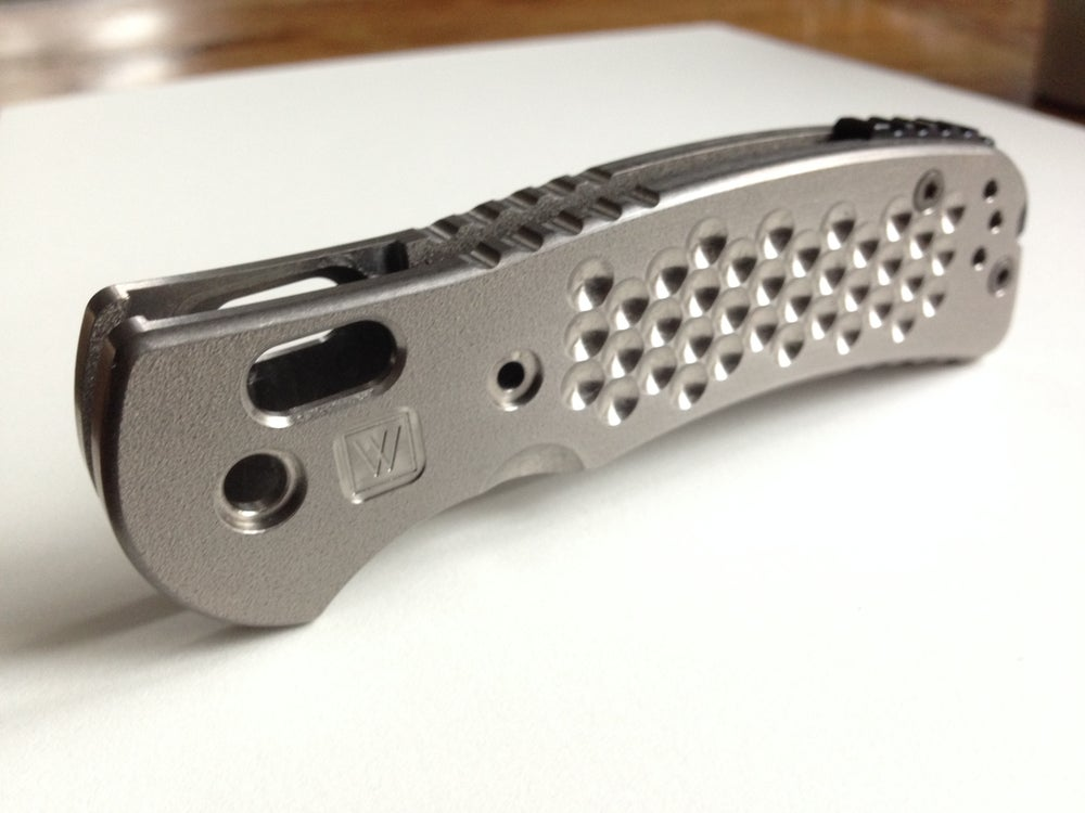 Image of BMG X2 Natural Titanium
