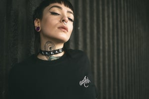 Image of CUSTOM MADE SCRABBLE CHOKERS