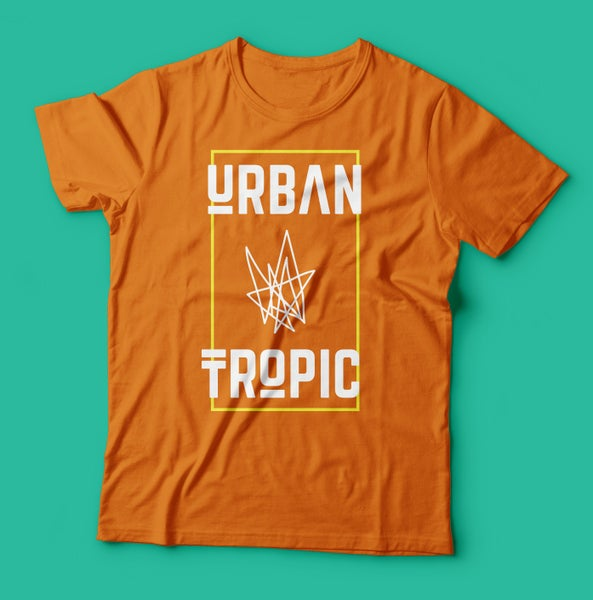 Image of Orange T-shirt
