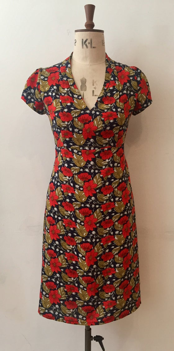 Image of Blitz tea dress