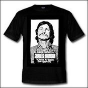 "Image of CHARLES BRONSON ""youth attack 1997"" - T Shirt"