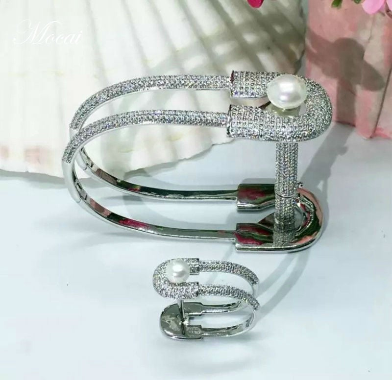 Image of Reanna Cuff & Ring
