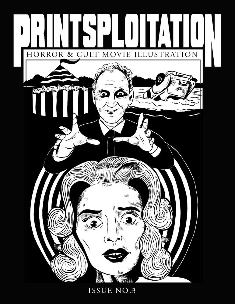 Image of PRINTSPLOITATION #3