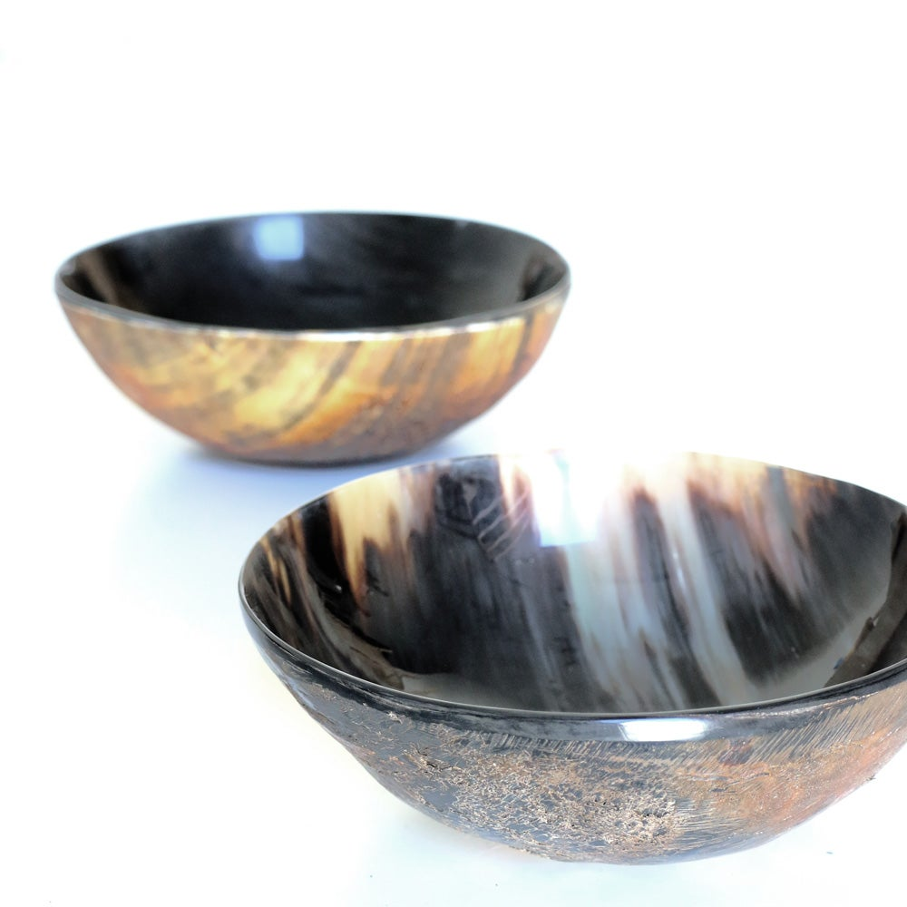 Image of Polished Horn Bowl