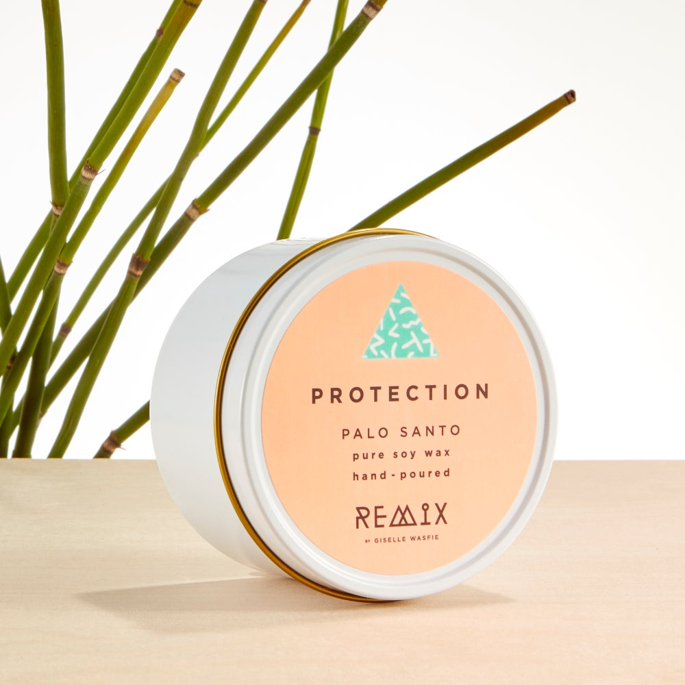 Image of Protection Candle Tin