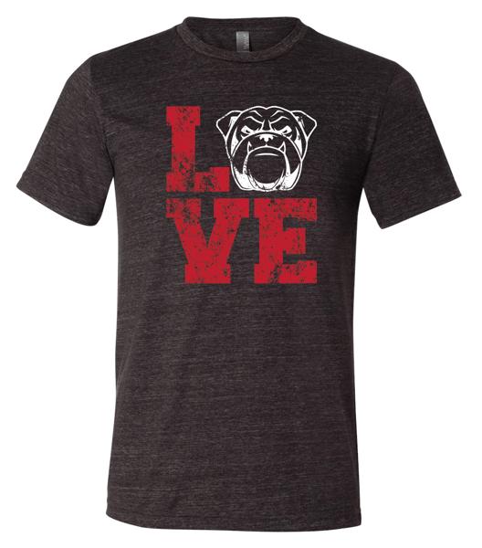 Image of Love Bulldogs