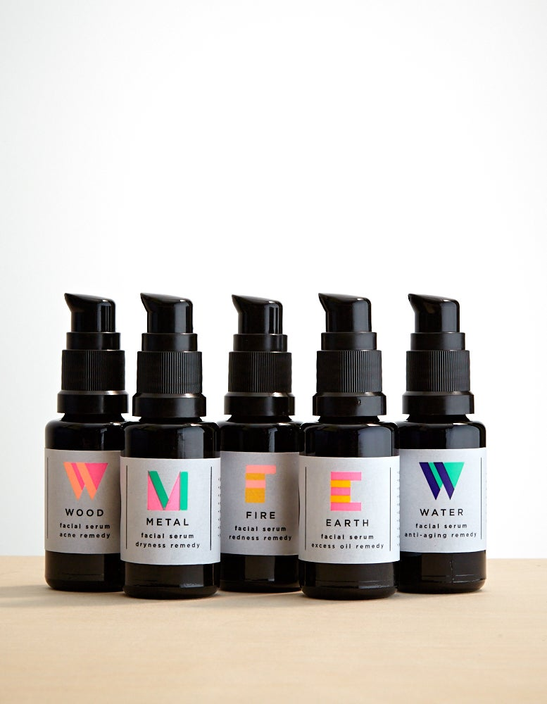 Image of Earth Element Face Serum