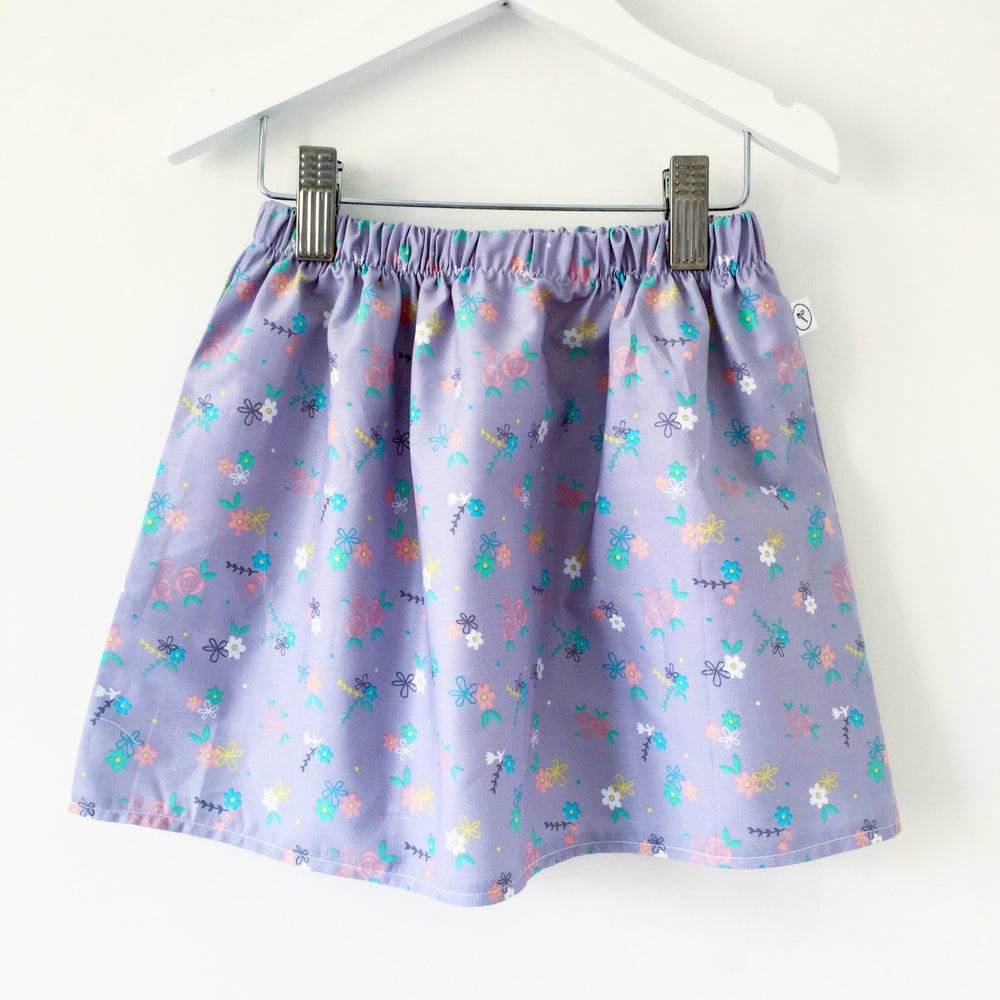 Image of Spring Rose Skirt