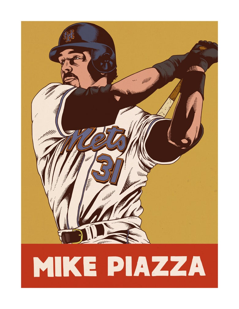 Image of Mike Piazza