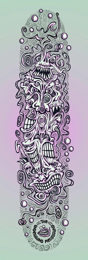 Image of Floating Totem 1
