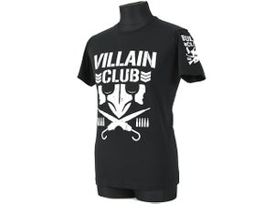 Image of Marty Scurll 'Villain Club' T-Shirt