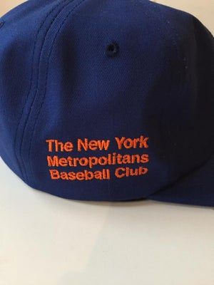 Image of The (Black) Mets Hat!