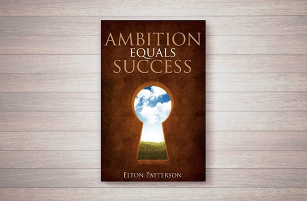 Image of Ambition Equals Success Paper Back Book