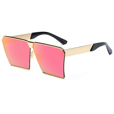 "Image of ""Almost Famous""  Oversized Sqauare Sunglasses"