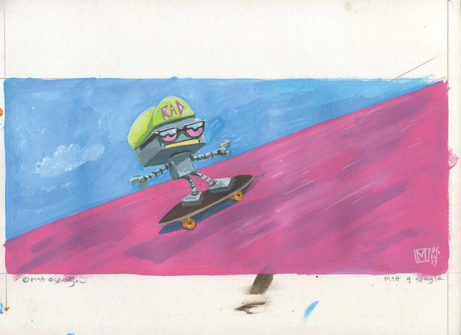 Image of Skate Rad
