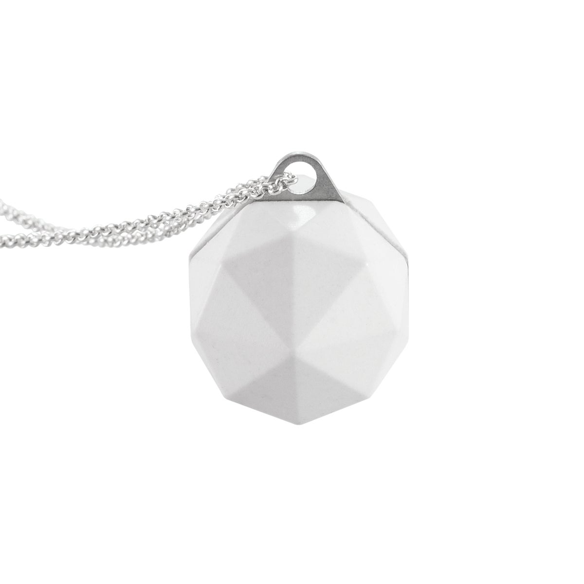 Image of Eva Necklace White - Original Collection